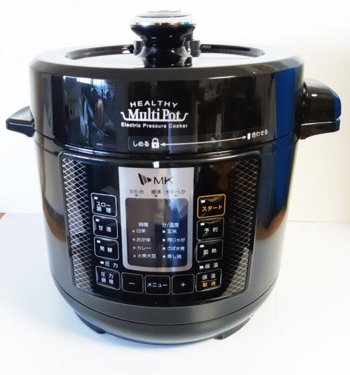 電気圧力鍋2